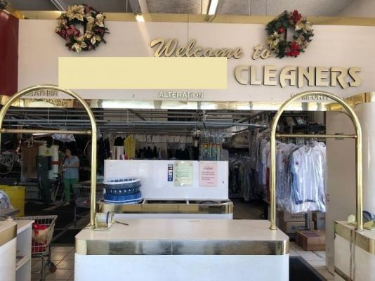 Anaheim, Orange County Dry Cleaners For Sale
