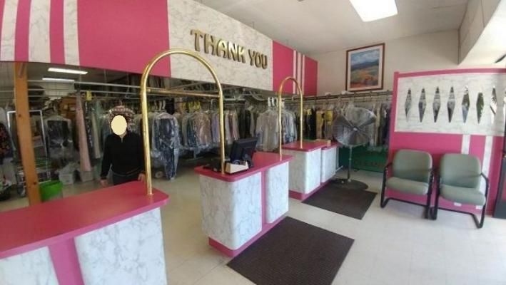 La Habra, Orange County Dry Cleaning Agency For Sale