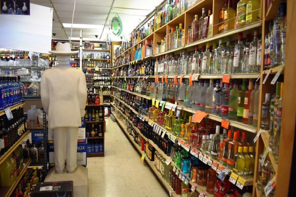 Liquor Store - Freestanding Building Business For Sale