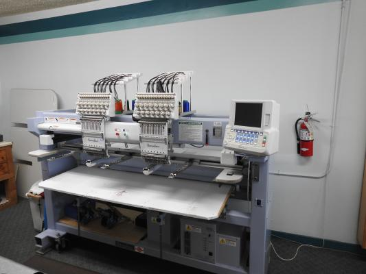 Orange County Custom Embroidery And Screen Printing Company For Sale