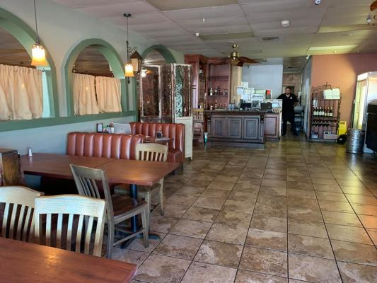 Turlock, Stanislaus County Mexican Restaurant - Can Convert For Sale