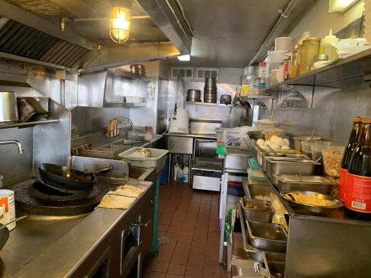 Thai Restaurant - Can Convert Company For Sale
