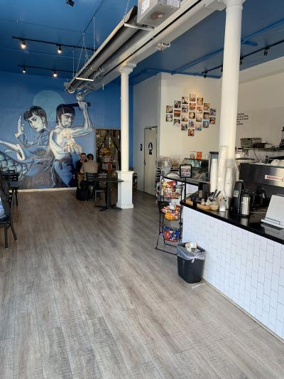 San Francisco Cafe And Coffee Shop Restaurant For Sale