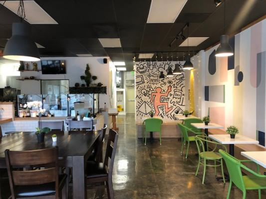 National City, San Diego Area Cafe Tea Bar Restaurant - Newer, Can Convert For Sale