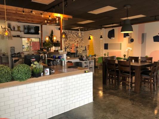 Cafe Tea Bar Restaurant - Newer, Can Convert Business For Sale