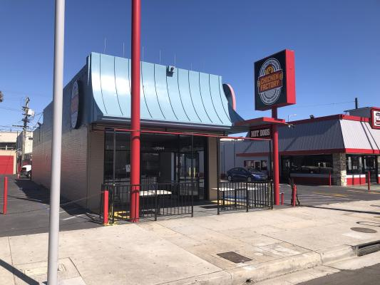 USC Coliseum Area, LA County Taqueria Restaurant For Sale