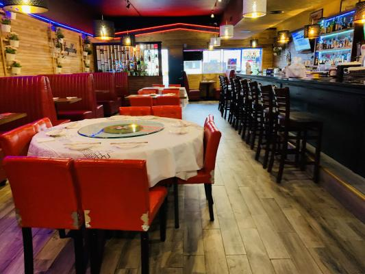 Chinese Restaurant With Bar Business For Sale