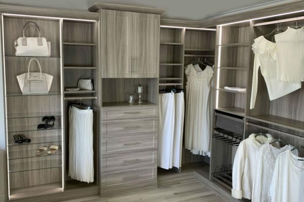 Greater San Francisco Bay Area Residential Custom Closet Solutions Company For Sale