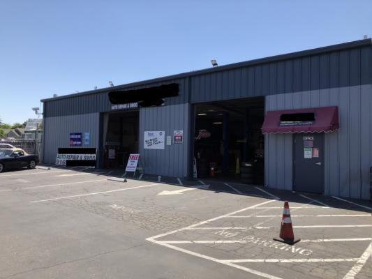 Auto Repair and Smog Shop With Used Car Dealership Company For Sale