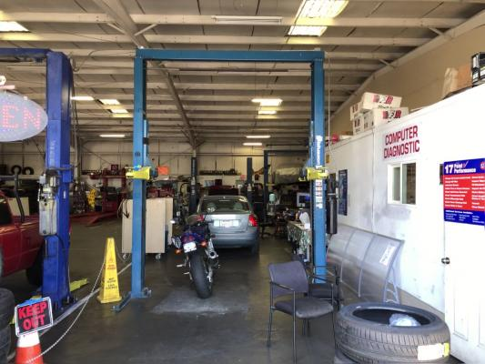Sacramento Area Auto Repair and Smog Shop With Used Car Dealership Companies For Sale