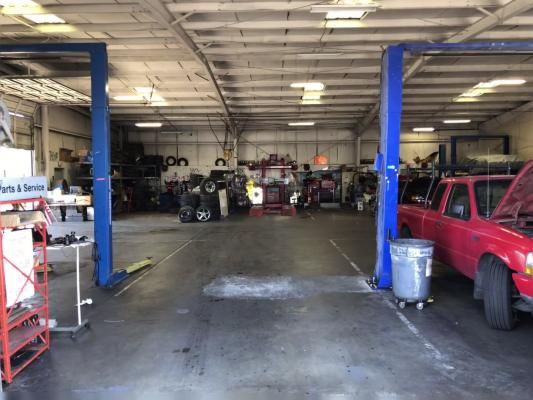 Buy, Sell A Auto Repair and Smog Shop With Used Car Dealership Business