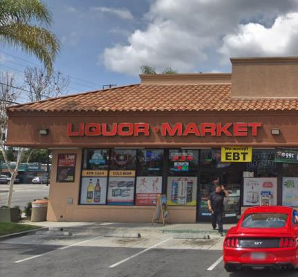 Fullerton, Los Angeles County Liquor Store - Absentee Run For Sale