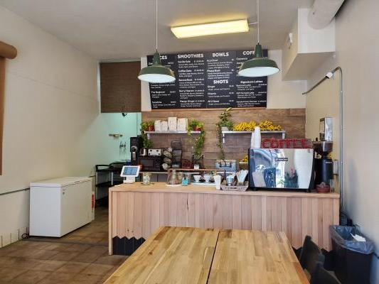 Coffee And Juice Shop Business For Sale