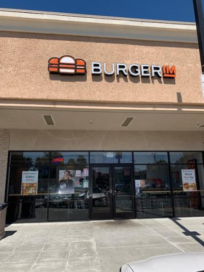 Contra Costa County Burger IM Franchise Restaurant For Sale
