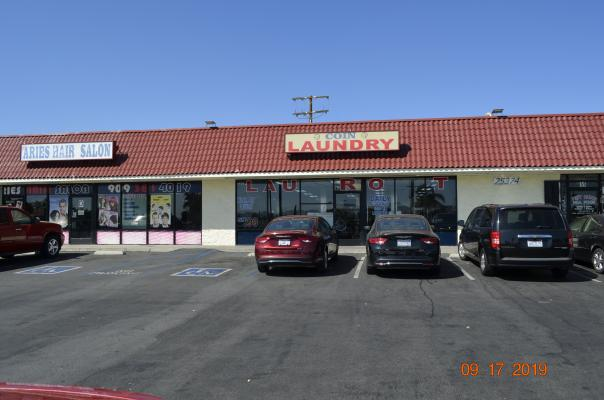 San Bernardino Coin Laundry For Sale