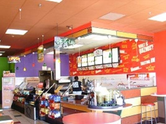 Los Angeles County Area Quiznos Sub Restaurant For Sale