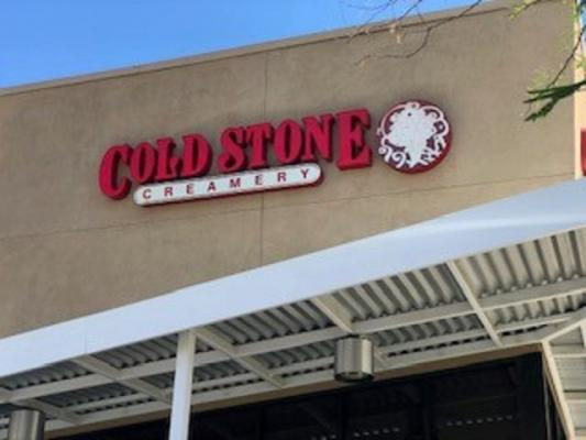Palm Springs, Riverside County Cold Stone Creamery Ice Cram Shop Franchise For Sale