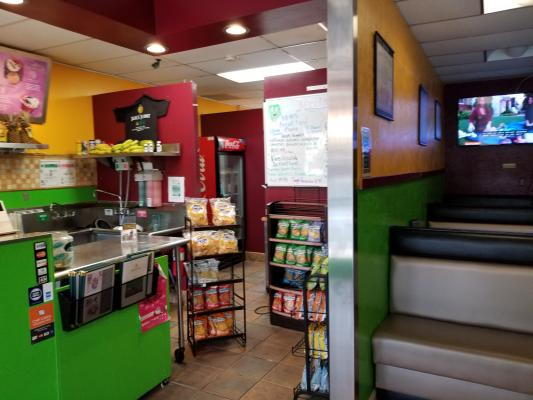 Juice And Deli Restaurant Business For Sale