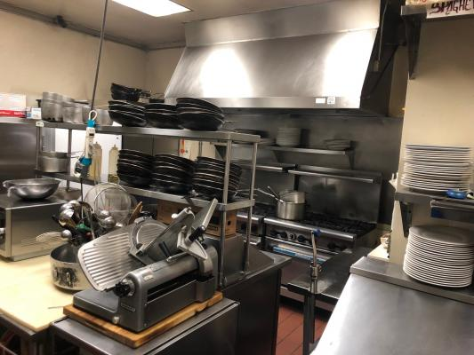 Solano County Italian Restaurant And Bar For Sale