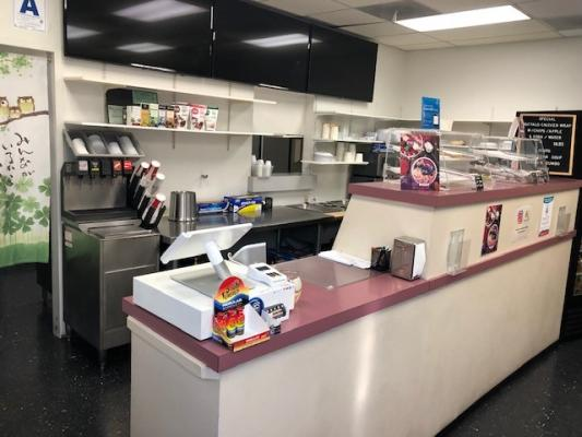Executive Deli, Cafe Restaurant Business For Sale