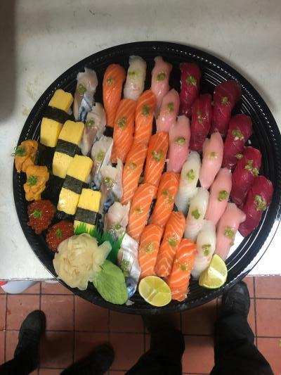 San Diego County Sushi Restaurant For Sale