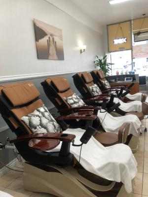 Pacific Beach, San Diego Nail Salon And Spa For Sale