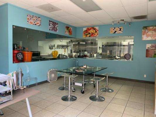 Restaurant Or Catering Space Business For Sale