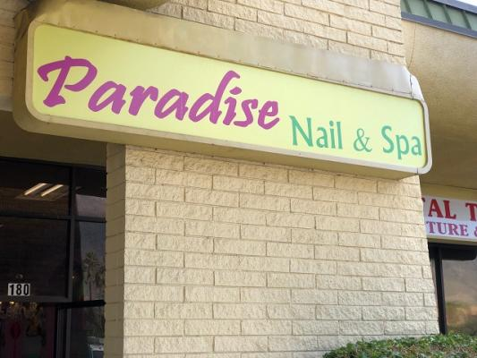 Palm Springs, Riverside County Nail Salon For Sale