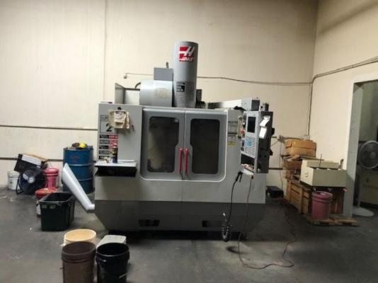 Los Angeles County Area Industrial Tooling, Machining - Molds Making Shop For Sale