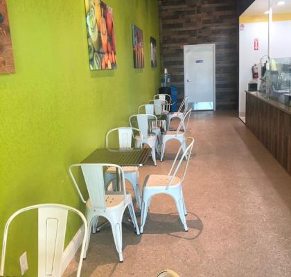 Contra Costa County Juice Bar - Equipment Is All Brand New For Sale