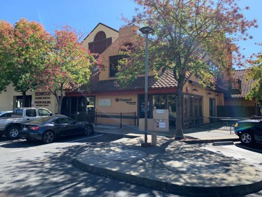 Santa Rosa, Sonoma County Restaurant With Patio - Fully Equipped For Sale