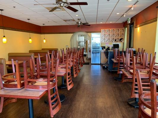 Restaurant With Patio - Fully Equipped Business For Sale