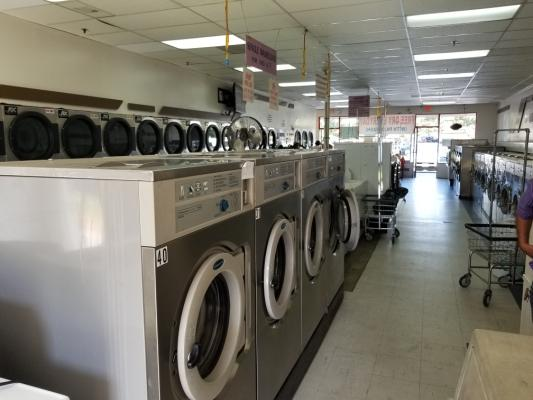 Sacramento Region Coin Laundry - Self And Full Service For Sale