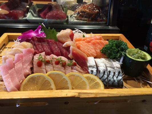 Sushi Restaurant - Absentee Run Company For Sale