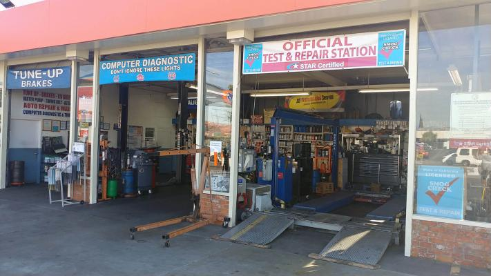 Sunnyvale, Santa Clara County Auto Repair And Smog Shop - Highly Profitable Business For Sale