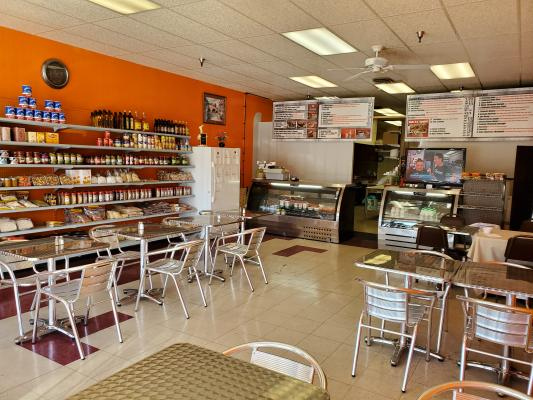 Fresno, Central Valley Casual Dining Restaurant And Deli For Sale