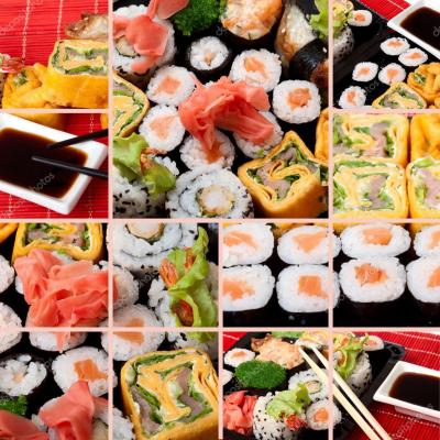 Costa Mesa, Orange County Sushi Roll Restaurant - Absentee Run For Sale