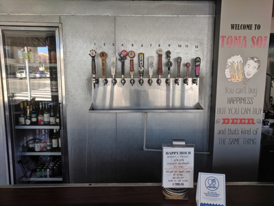 San Diego County Craft Beer Restaurant - Can Convert, Asset Sale For Sale