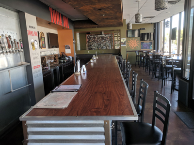 Craft Beer Restaurant - Can Convert, Asset Sale Business For Sale