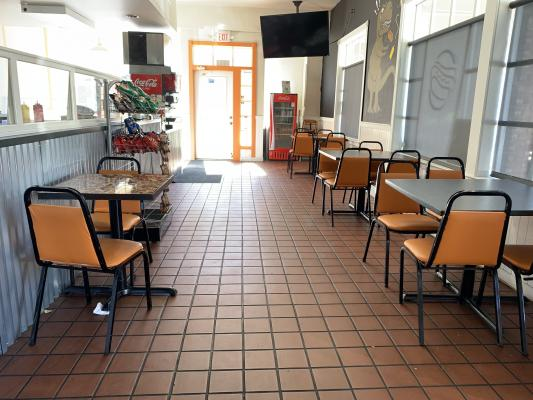 Downtown Pinole Quick Serve Restaurant With Hood For Sale