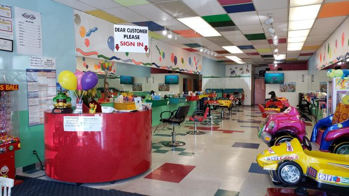 San Jose, Santa Clara County Hair Salon - Bright, Clean Facility For Sale