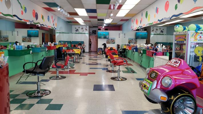 Hair Salon - Bright, Clean Facility Business For Sale