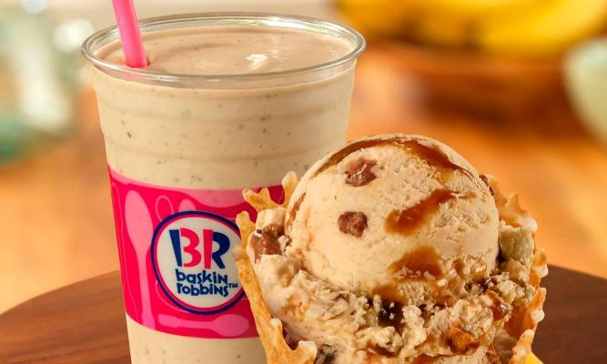 Orange County Baskin Robbins Franchise - In Mall, Absentee Run For Sale