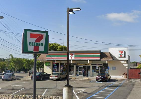 San Leandro, Alameda County 7-Eleven Store Franchise - Absentee Run For Sale