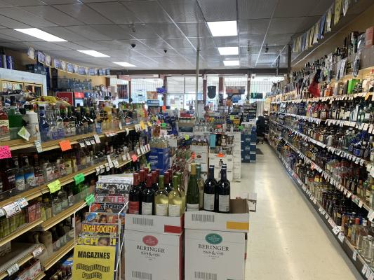 Fremont, Alameda County Liquor Store - In A Majore Strip Center For Sale