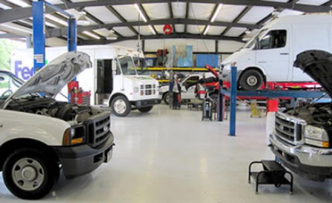 Central San Diego County Auto Repair Center - High Volume For Sale