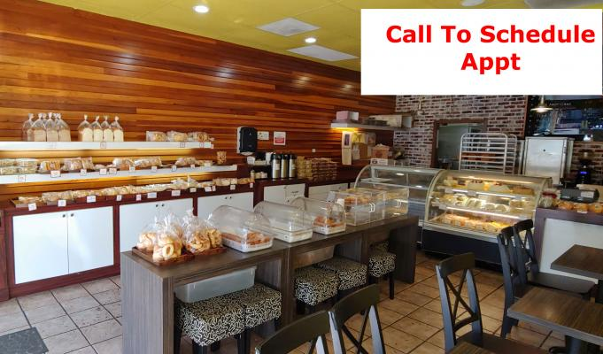 Los Angeles Bakery Shop - 25 Years Established For Sale