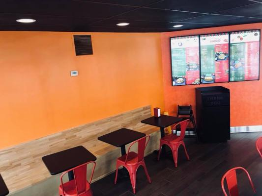 Drive-Thru Restaurant Space - Asset Sale Business For Sale