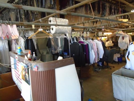 Los Angeles County Dry Cleaners Plant And Agency - 2 Locations For Sale
