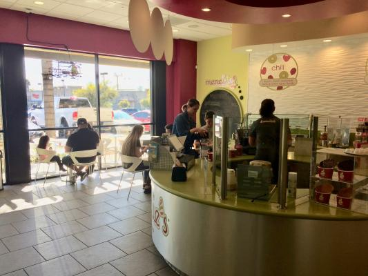 Menchies Self Serve Yogurt Franchise Business For Sale